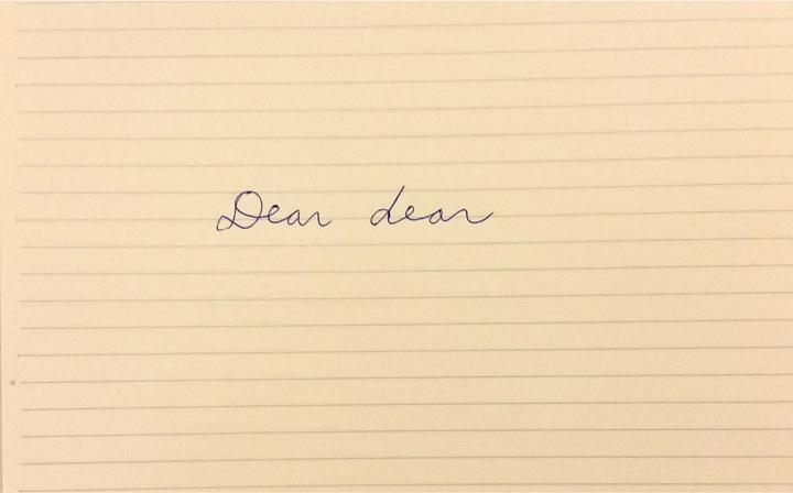 Deardeartitle